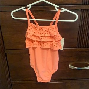 Baby Gap toddler girl swimsuit NWT